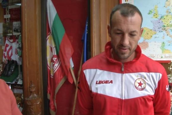 Треньор на ЦСКА разкри впечатляваща случка - деца на Левски и Черно море за пример на всички (видео)