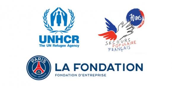 ПСЖ дава един милион евро за бежанците