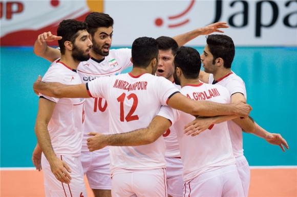 Иран с първа победа на Световната купа (ВИДЕО + СНИМКИ)