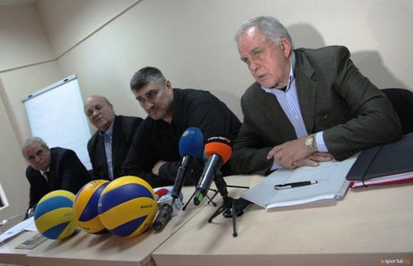 Потвърдиха тримата кандидати за президент във волейбола