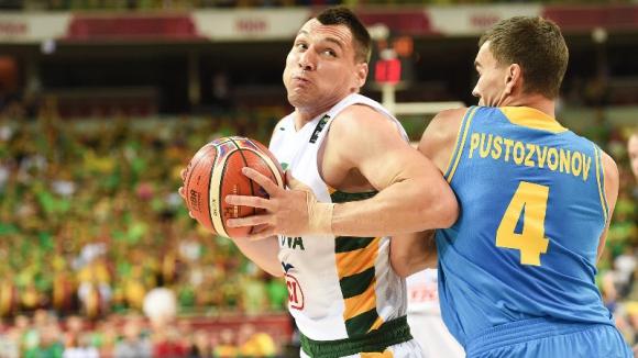 Мачюлис донесе изстрадан успех на Литва (видео)