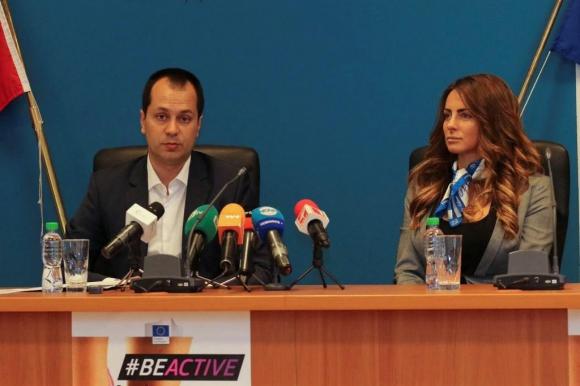 Кралев дава старт на европейската седмица на спорта #BeActive на 14 септември в Пловдив