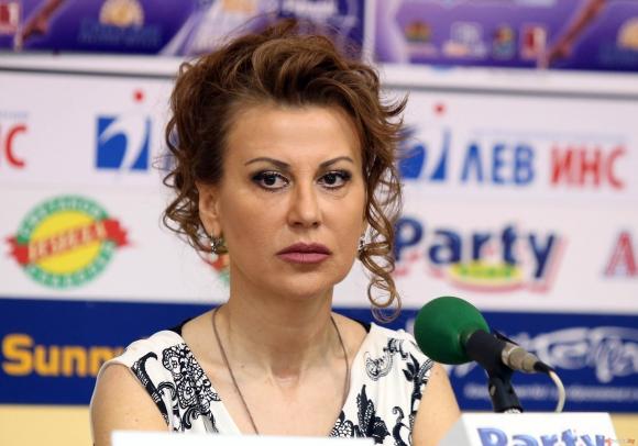 Илиана Раева е доволна от българското представяне в Щутгарт