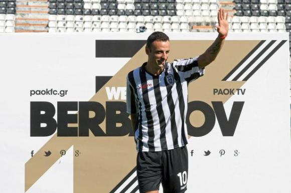 Бербатов: Ще забавлявам хората, докато краката ме държат