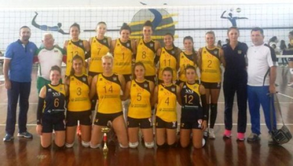 Девойките на Марица спечелиха турнир за жени в Гърция