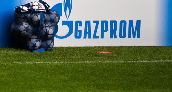 """""""Газпром"""" остава генерален спонсор на Шампионската лига"""
