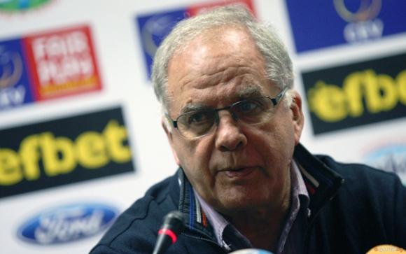 Данчо Лазаров: Радващо е, че България отново е домакин на Европейско първенство (ВИДЕО)