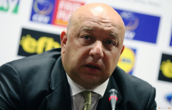 Красен Кралев: Държавата прави и ще прави всичко възможно да подкрепя постоянно волейбола (ВИДЕО)