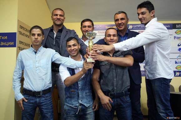 България започна участието си на СП по бокс със загуба