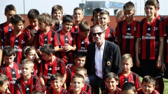 Обявяват имената на най-добрите деца в Milan Junior Camp