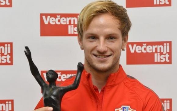 Ракитич стана футболист №1 на Хърватия за 2015 година