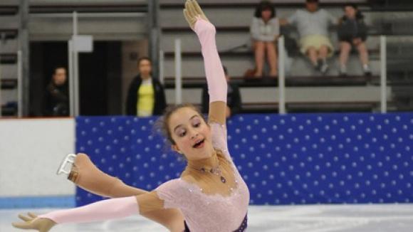 Теодора Маркова 17-а в кратката програма при девойките на Гран При в Загреб