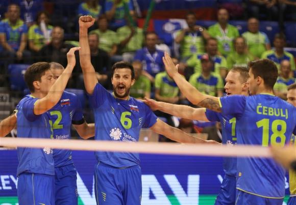 Словения прегази Беларус с 3:0 във Варна (ВИДЕО + СНИМКИ)