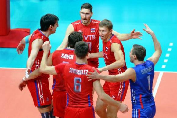 Русия започна защитата на титлата си с 3:0 над Финландия