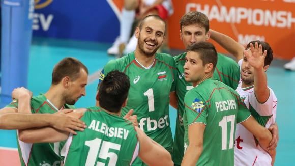 Много трудна, но много важна победа за България (ВИДЕО + ГАЛЕРИЯ)