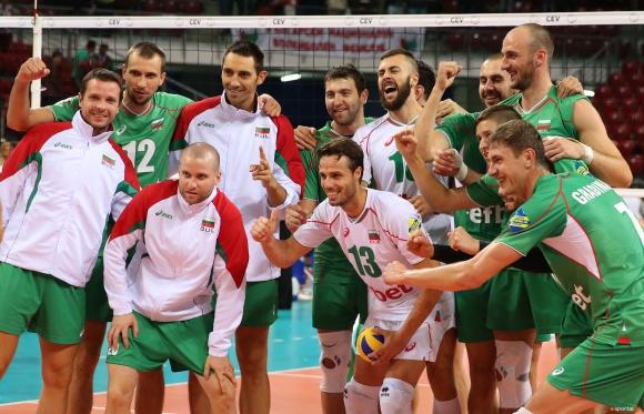България и още 6 отбора се класираха за директните елиминации на Евро 2015