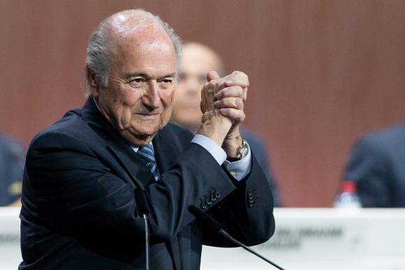 Бившата жена на Сеп Блатер защити боса на ФИФА
