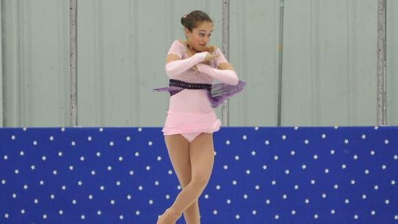 Теодора Маркова 17-а при девойките на Гран При в Загреб