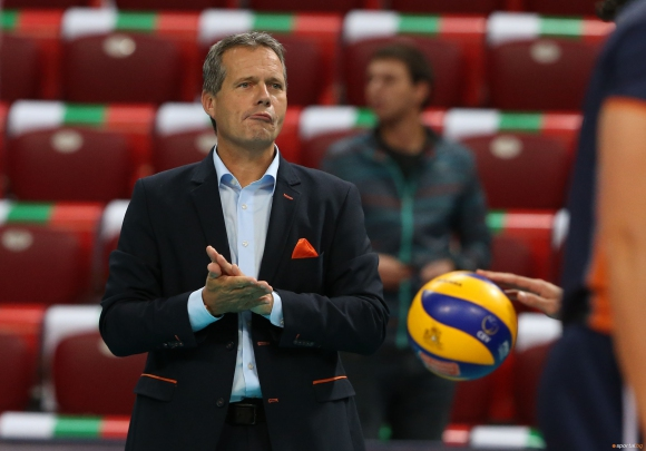 Хидо Фермьолен бесен на Германия: Ако обичаш волейбола, не правиш такива неща
