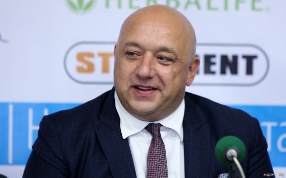 Кралев: Странно защо феновете на ЦСКА не реагираха, когато клубът се източваше (ВИДЕО)