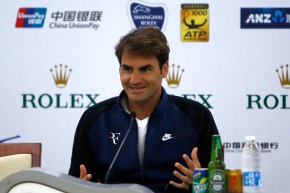 Федерер: Никога не съм спирал да обичам тениса
