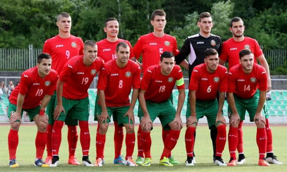 """Младежите проведоха официалната си тренировка на стадион """"Олборг"""""""