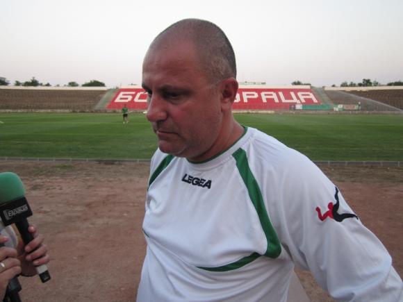 Треньорът на Ботев (Враца) нареди: Без повече грешки до края на годината