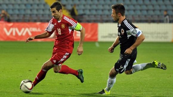 Армения отказа коментар по слуховете за уредена квалификация с Албания