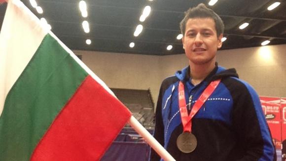 Денислав Коджабашев втори на ЕП, класира се за Параолимпиадата в Рио
