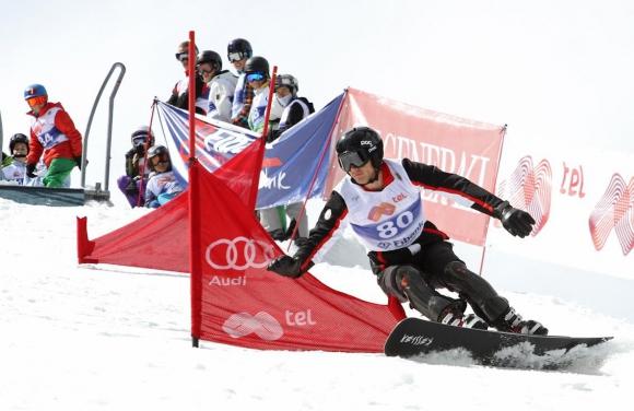 Янков завърши на 50-о място във втория старт от ЕК по сноуборд