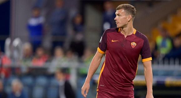 Джеко се завръща за Рома срещу Емполи