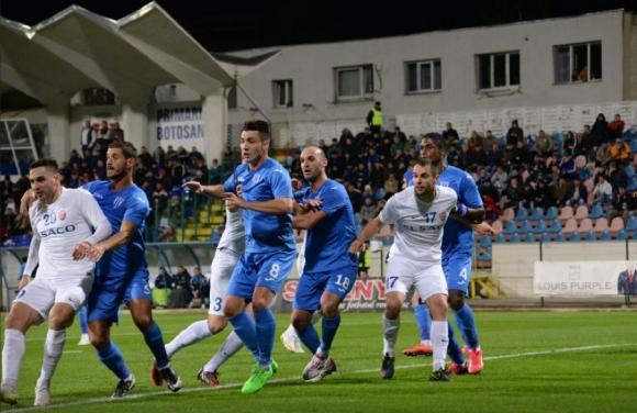 Ботошани спечели БГ дербито в Румъния