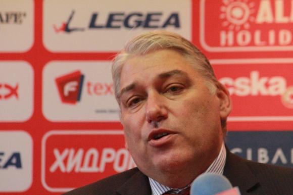Чакмаков: Васил Божков? Нека ЦСКА е добре, който и да е собственик
