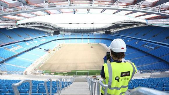 Ман Сити разширява стадиона си с нови 6000 места, става втори по големина (видео)