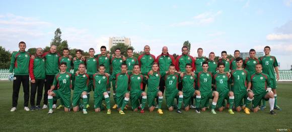 """Младите """"лъвове"""" с равенство преди срещата с Италия"""