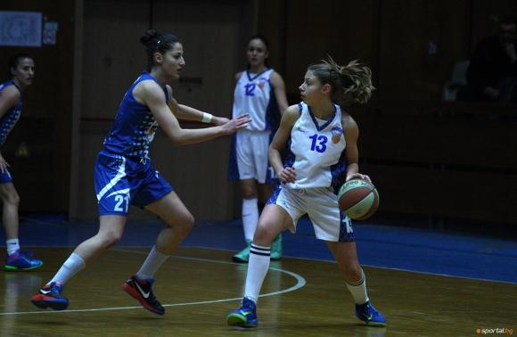 Женският тим на Левски победи Септември