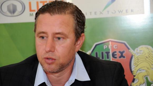 Регекампф: За нас е много важно да сме първи - бях много разочарован след мача с Левски