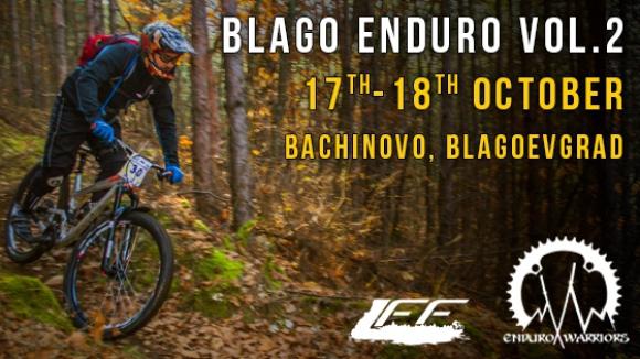 """Второто издание на """"Благо Ендуро"""" събра рекорден брой 90 състезатели в Благоевград"""