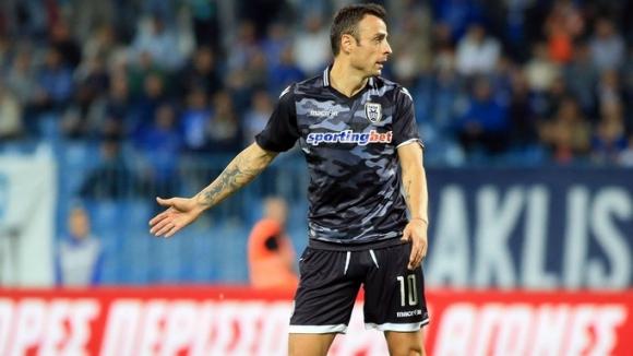 Бербатов на линия за ФК Краснодар
