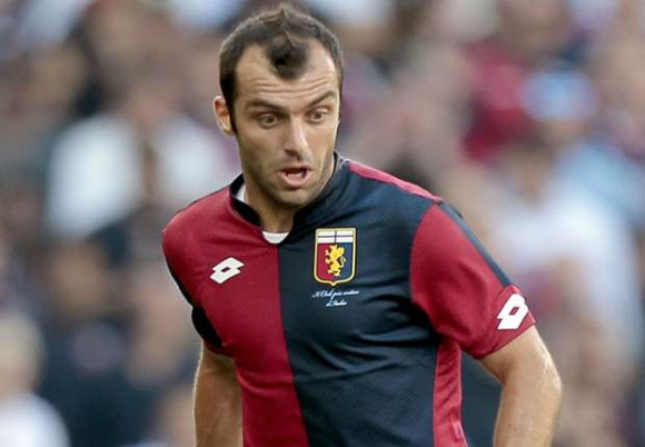 Горан Пандев се завръща в националния