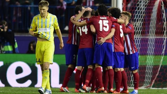 Атлетико не прости на резервите на Мъри (видео)