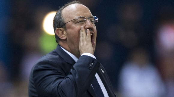 Бенитес: Не съм доволен