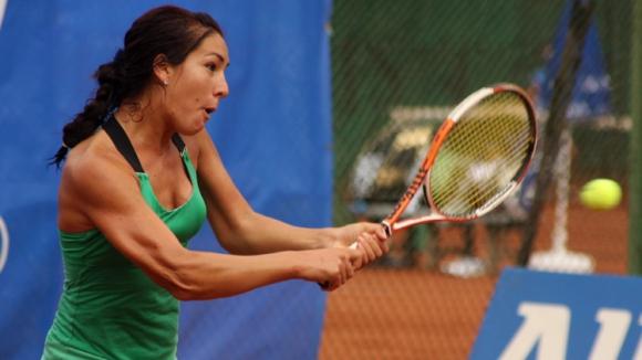 Елица Костова стартира с победа на турнир по тенис в САЩ
