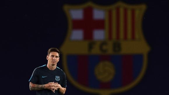 Лео Меси: Не се надпреварвам с Роналдо, живея за мига