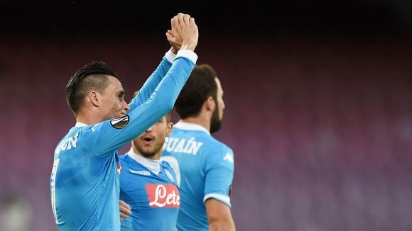 Италия се гордее с Наполи (видео)
