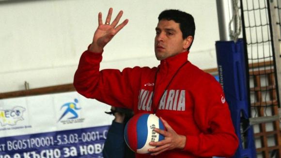 Пушката поема лигата по волейбол