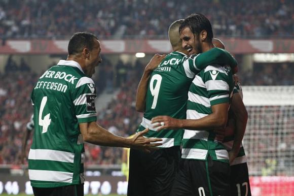 Спортинг размаза Бенфика в дербито на Лисабон (видео)