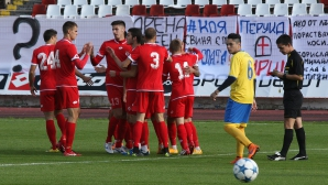Дебютант носи 12-а поредна шампионатна победа на ЦСКА (видео+галерия)