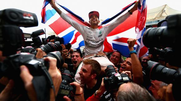 Шампионите във Ф1 досега
