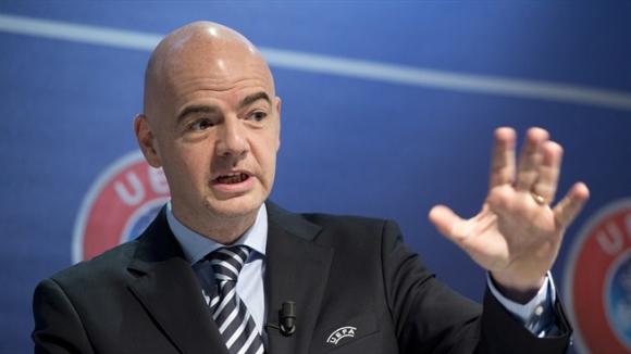Джани Инфантино може да се кандидатира за президент на ФИФА